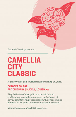 Camellia City Classic benefiting St. Jude Children's Research Hospital graphic