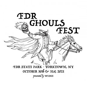 FDR Ghoul's Fest graphic