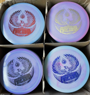Sexton Firebird 2-Disc Challenge: Supporting Make-A-Wish® graphic