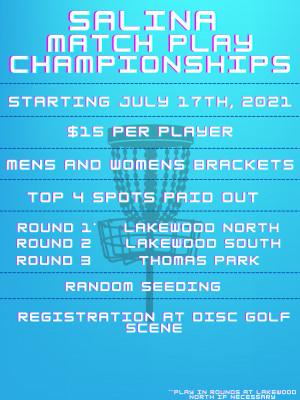 Salina Match Play Championships graphic