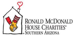 Ronald McDonald House Southern Arizona Charity Event graphic