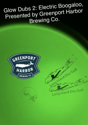 Glow Dubs 2: Electric Boogaloo Presented by Greenport Harbor Brewing Co. graphic