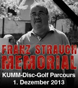 Franz Strauch Memorial 2013 graphic