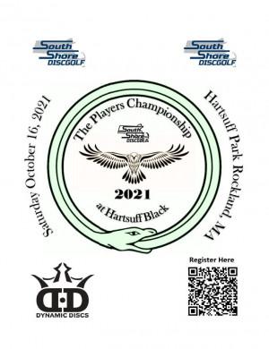 SSDG Players Championship at Hartsuff Park graphic