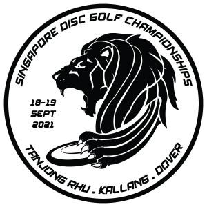 2021 Singapore Disc Golf Championships graphic