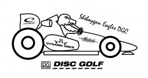 3 Disc Challenge at Road America DGC graphic