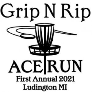 Grip N Rip Ace Run 2021 graphic