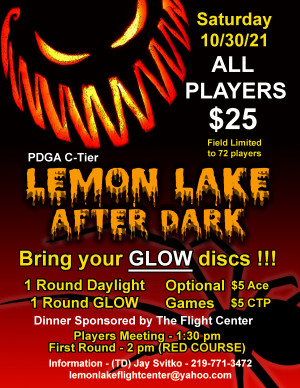 Lemon Lake After Dark Presented by The Flight Center graphic