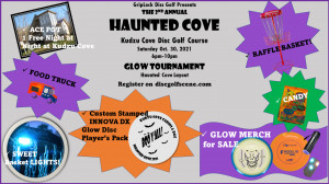 2nd Annual Haunted Cove graphic