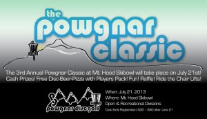 The 2013 Powgnar Classic at Skibowl graphic