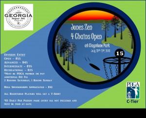 Jones Zen 4 Chains Open graphic