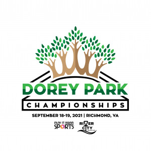 Dorey Park Championships Presented by Play It Again Sports RVA - All Pro, MA1, MA2, MA40 graphic