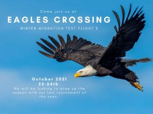 EAGLES CROSSING WINTER MIGRATION TEST FLIGHT 3 graphic