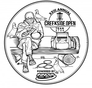 2021 Creekside Open AM Weekend Powered by Innova graphic