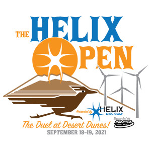 The Helix Open @ Desert Dunes - Driven by Innova (DAY 2) graphic