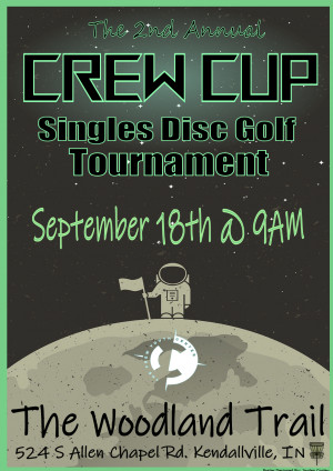 2nd Annual Crew Cup! graphic