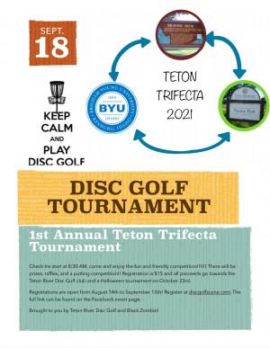 1st Annual Teton Trifecta Tournament graphic