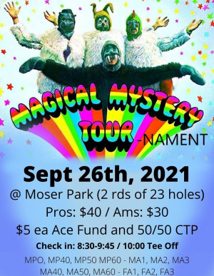 Magical Mystery Tour-nament (IFS #3) graphic
