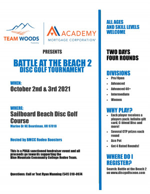 Battle At The Beach 2 graphic