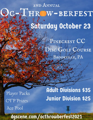 2nd Annual Oc-throw-berfest graphic