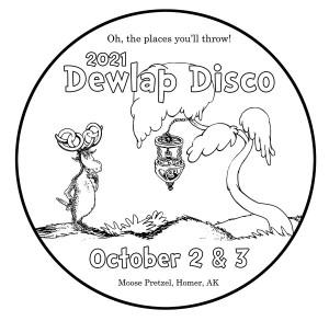 Dewlap Disco graphic