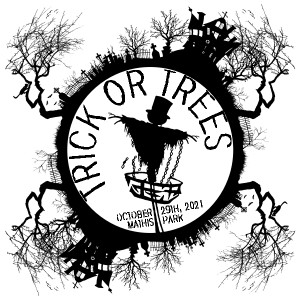 Trick Or Trees 2021 graphic