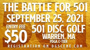 The Battle for 501 graphic