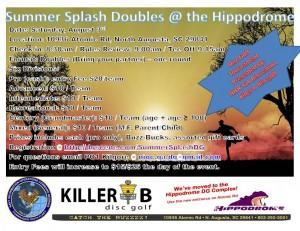 Summer Splash Doubles graphic