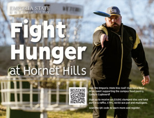 Help Fight Hunger at Hornet Hills graphic