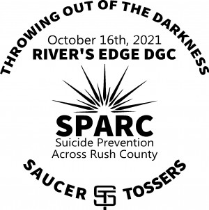 Throwing Out of the Darkness: A Benefit for SPARC graphic