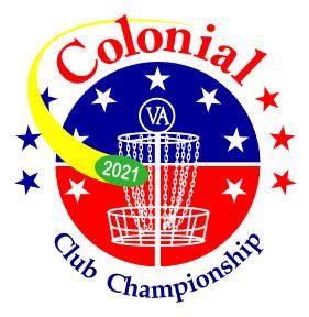 Colonial Disc Golf Club Championship graphic