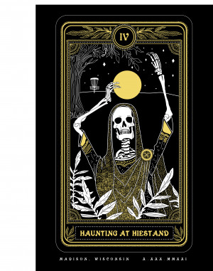 Haunting at Hiestand IV graphic