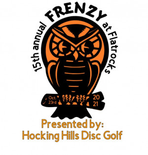 15th Annual Flatrocks FRENZY - Presented by: Hocking Hills D.G. Store graphic