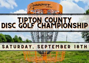 Tipton County Championship 2021 graphic
