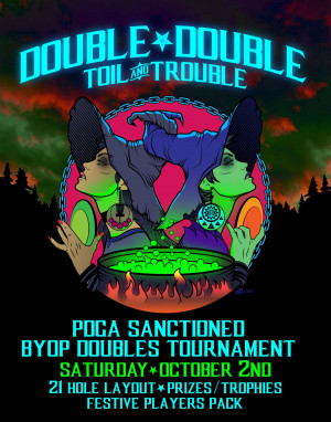 Double, Double Toil & Trouble Dubs Tournament (MIXED) graphic