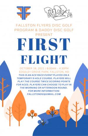 First Flight graphic