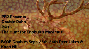 Double Dahn - The Hunt for Knobulus Maximus graphic