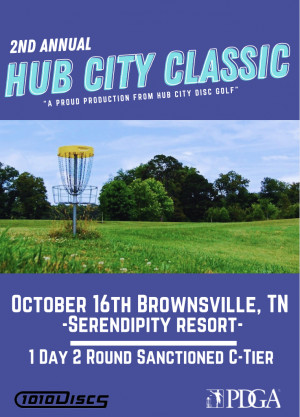 2nd Annual HUB CITY Classic graphic