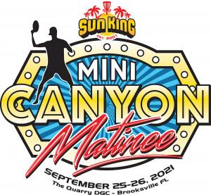 Sun King presentes Mini Canyon Matinee powered by Innova graphic
