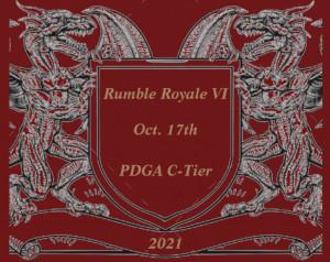 Rumble Royale VI graphic
