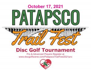 Patapsco Trail Fest 2021 - Pro & Advanced graphic
