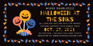 Halloween at The Sinks-Mixed Doubles graphic