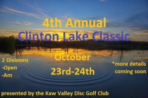 4th Annual Clinton Lake Classic graphic