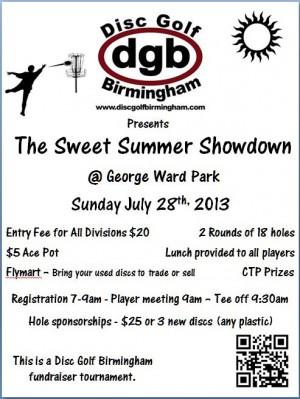DGB Presents The Sweet Summer Showdown graphic