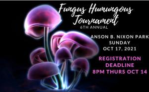 6th Annual Fungus Humungous graphic