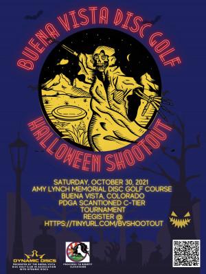 Buena Vista Halloween Shootout graphic
