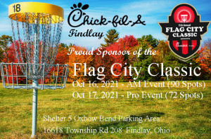 Flag City Classic Sponsored by Chick-fil-A / Findlay  AM ONLY graphic