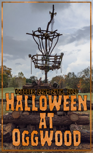 Halloween at Oggwood - Silver Level Hole Sponsors graphic