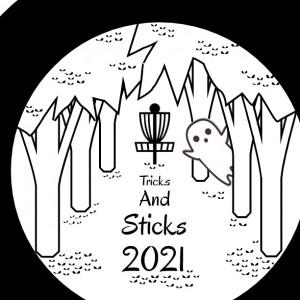 Tricks and Sticks graphic