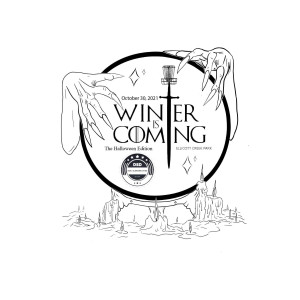 Winter is Coming: The Halloween Edition graphic